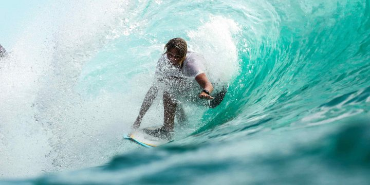 Surfing to Financial Wellness