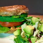 health and wealth in a delicious sandwich