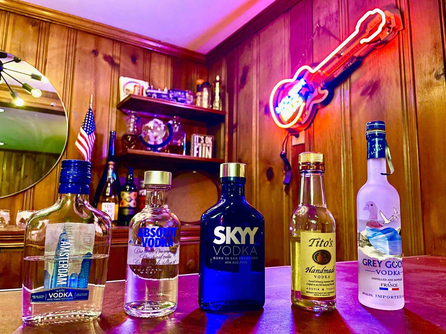 Is Premium Vodka Worth It?
